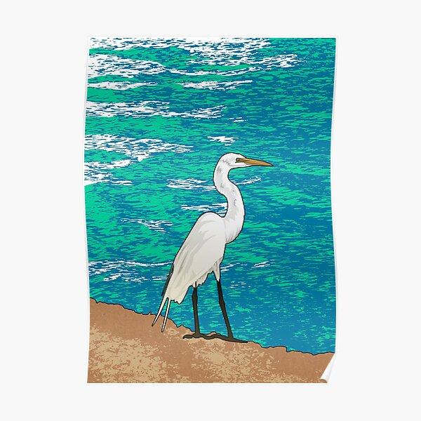 The Heron Nº 1 Poster
