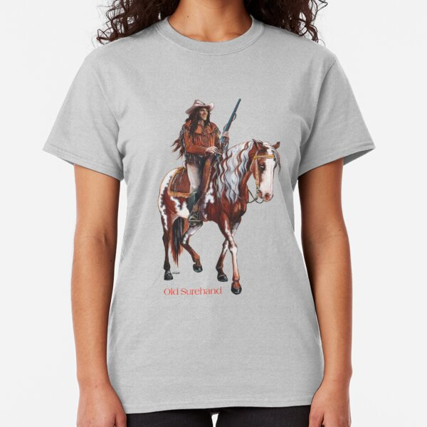 Old Surehand by tasmanianartist for Karl May Friends Classic T-Shirt