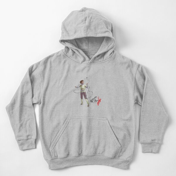 Heph ver. 2 (signature collection) Kids Pullover Hoodie