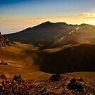 Sunrise Haleakala Volcano by IdahoJim