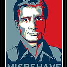 Misbehave by barry neeson