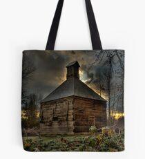 Lonley Old Hop Shed Tote Bag