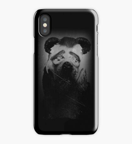 Fear Bear phone case iPhone Case/Skin