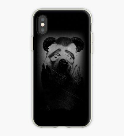 Fear Bear phone case iPhone Case