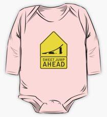 SWEET JUMP AHEAD Baby Body Langarm