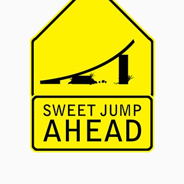 SWEET JUMP AHEAD by DangeRuss