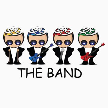 THE BAND by thedisillusion