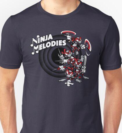 Ninja Melodies (Mirage Colours) T-Shirt