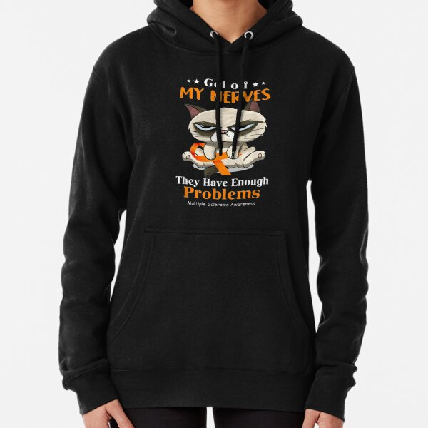 Mer Mazing Auntie Funny Trendy Mothers Day Hoodie