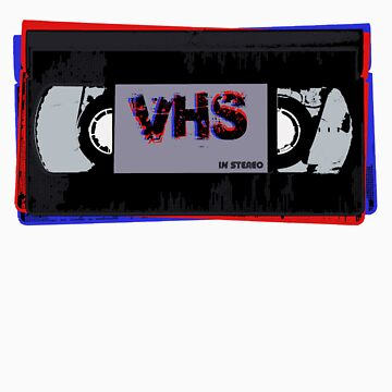 VHS 3D by bradylee
