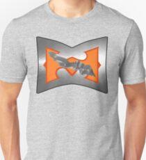 Battle Armor He-Man (DAMAGE version) Unisex T-Shirt