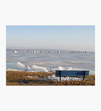 Gone Fishing? Photographic Print