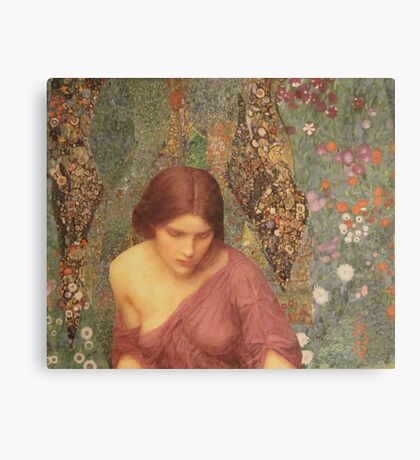 In My Meadow Canvas Print