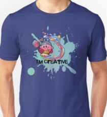 Kirby Paint Unisex T-Shirt
