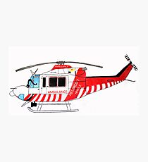 Helimed 1 (HEMS 2) Photographic Print