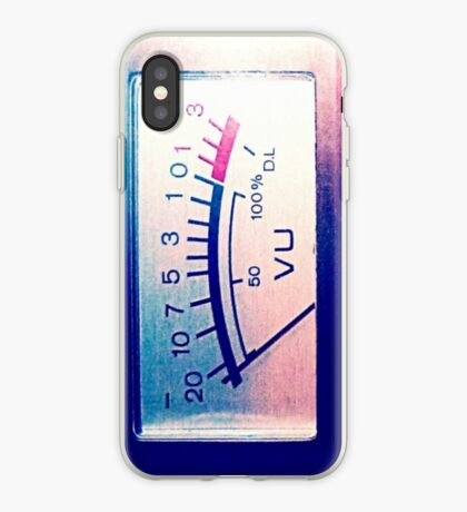 Voltage phone case iPhone Case