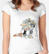 Junk In The Trunk Women's Fitted Scoop T-Shirt