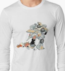 Junk In The Trunk Long Sleeve T-Shirt