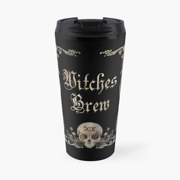 Witches Brew Travel Mug