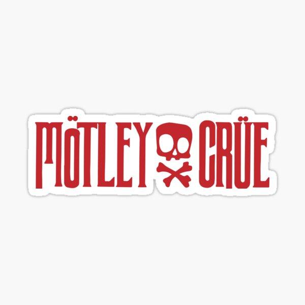 Motley Crue V3 Sticker