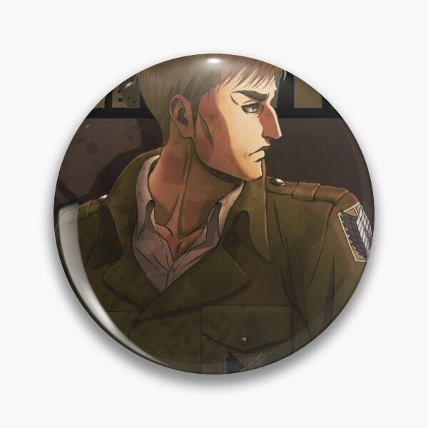 Shingeki no Kyojin - Erwin Smith Pin