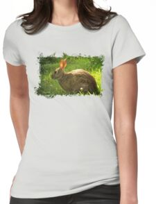 Wild Bunny ~ In a Patch of Clover T-Shirt