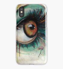 Blink of eyes - 2 iPhone Case/Skin