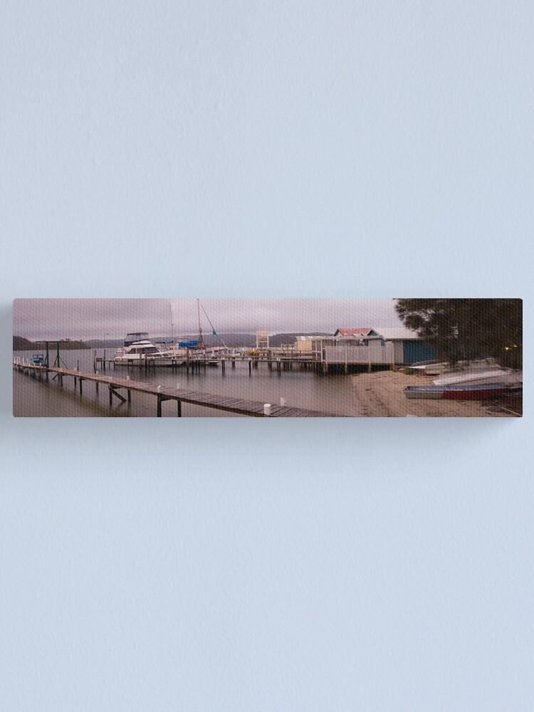Alternate view of Wagonga Inlet, Narooma Canvas Print