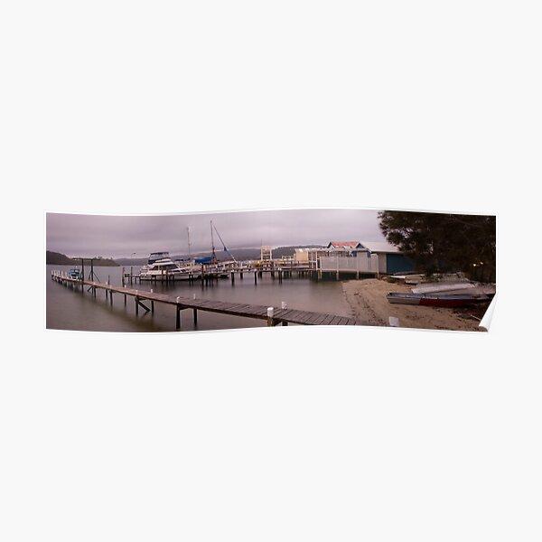 Wagonga Inlet, Narooma Poster
