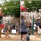 Coota Beach Volleyball by GailD