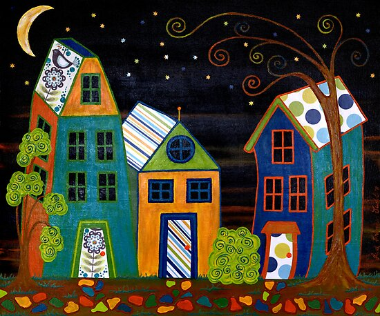 Nightfall by Lisafrancesjudd