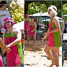 Coota Beach Volleyball # 2 by GailD