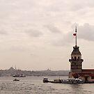 Leander tower (Kız Kulesi) - Üsküdar by Marjolein Katsma