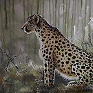 Cheetah by Cherie Roe Dirksen