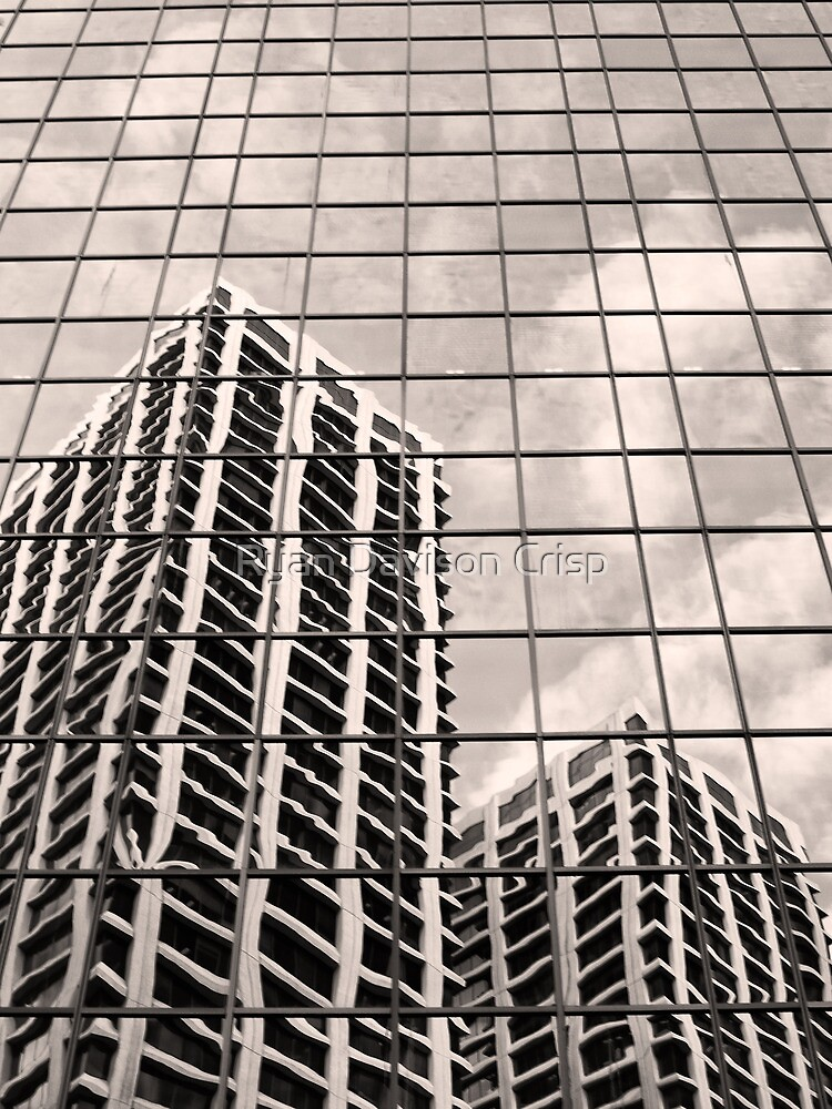 City Reflections by Ryan Davison Crisp