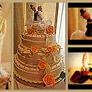 The Wedding Cake by ©The Creative  Minds