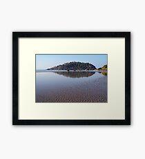 Across the Water to Monkey Island Palolem Framed Print