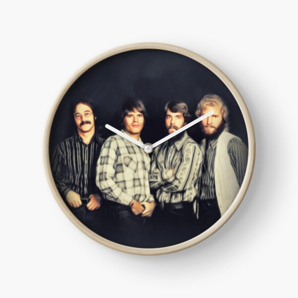 Creedence Clearwater Revival Clock