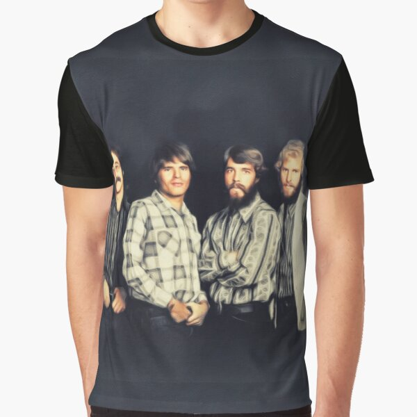 Creedence Clearwater Revival Graphic T-Shirt