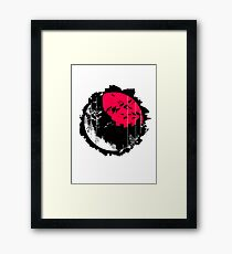 'Untitled #09' Framed Print