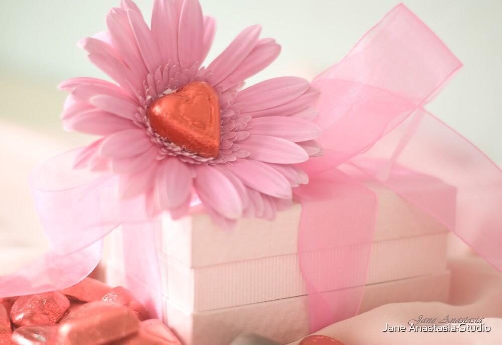 ...pink love............. by Jane Anastasia Studio