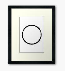 'Untitled #10' Framed Print