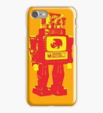 Robot Robot iPhone Case/Skin