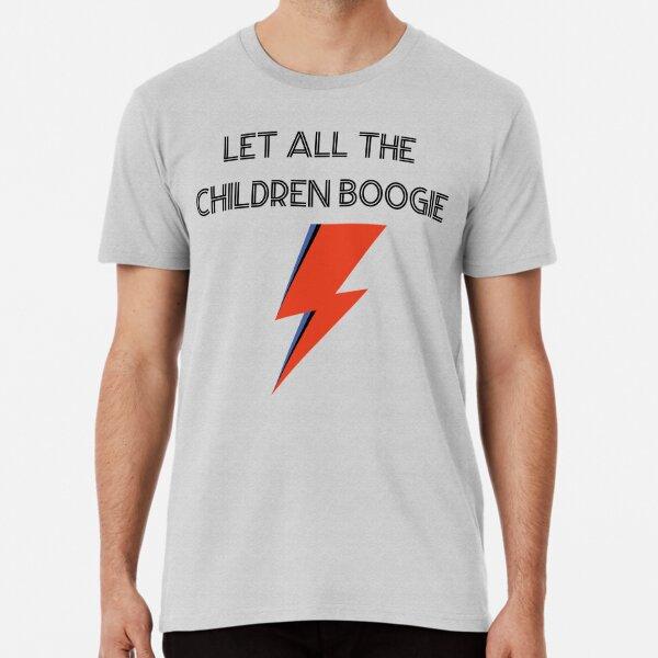 Let all the Children Boogie, black Premium T-Shirt