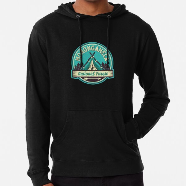 Monongahela National Forest shirt (FFF) Lightweight Hoodie