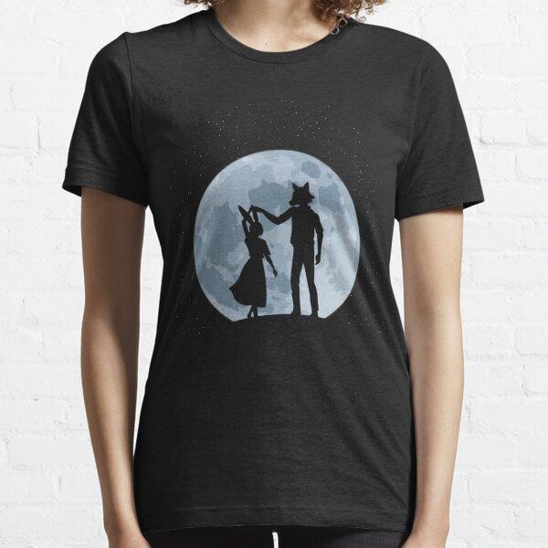 Bêtes sous la lune T-shirt essentiel