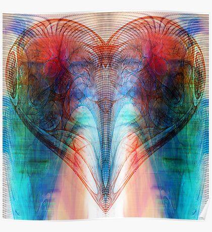 Heart (Variation) Poster