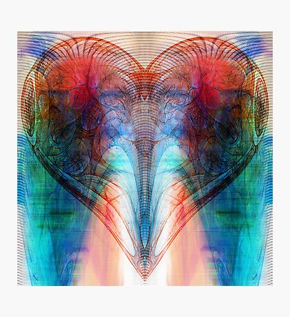 Heart (Variation) Photographic Print