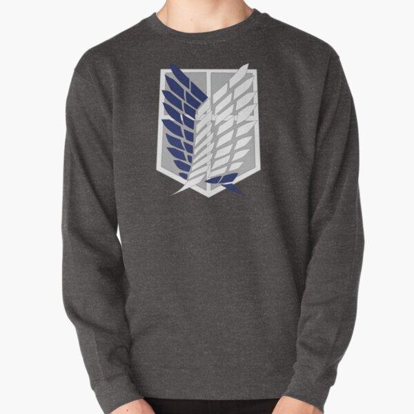 Attack on Titan: Wings Of Freedom Logo Pullover Sweatshirt