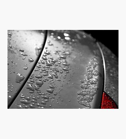 Car Curves Photographic Print